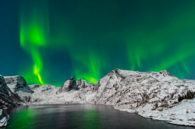 Nordlys. 41 poeng. © Kai Jensen