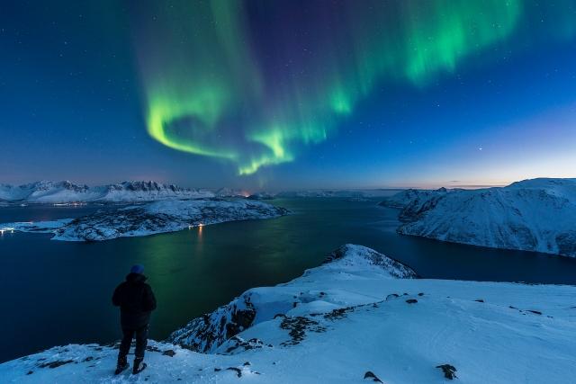 Nordlys III. 41 poeng. © Jan R. Olsen