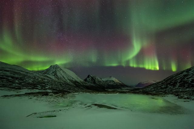 Arctic Nights. 42 poeng. © Ole Kristian Salomonsen
