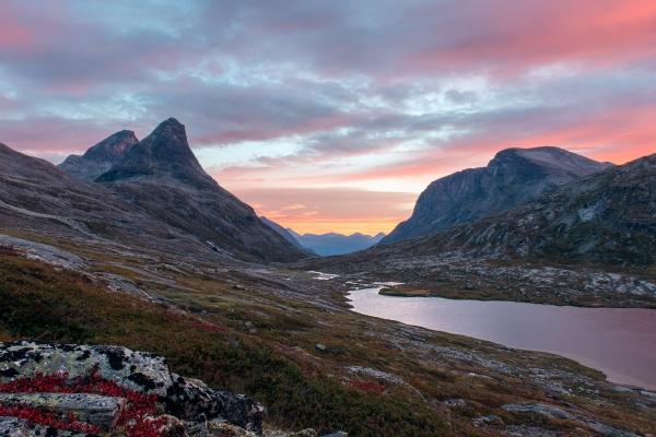 Trollstigen. 42 poeng. © Vegard Lødøen