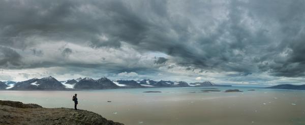 Kongsfjorden. 40 poeng. © Henrik Stromstad