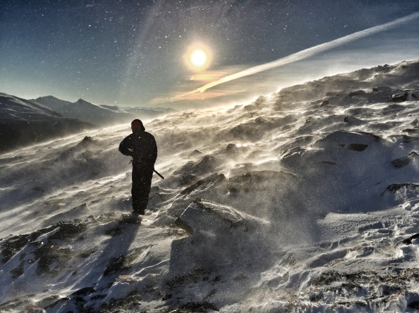 Vinterjakt, Troms. 39 poeng.  © Ida Smith-Hald
