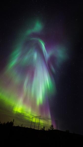 Aurora Borealis. 42 poeng. © Roy Håkon Friskilæ
