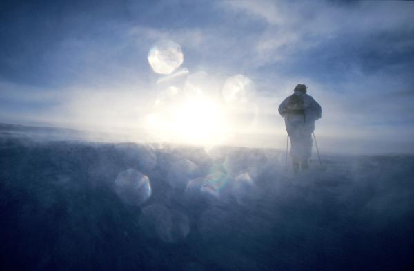 Skiløper. Gull. © Bjørn Rangbru